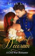 Rules of Decorum: A Civil War Romance