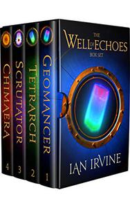 The Well of Echoes Box Set: Tales of the Three Worlds