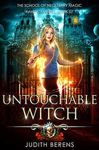 Untouchable Witch: An Urban Fantasy Action Adventure