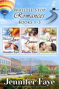 Whistle Stop Romance Boxed Set Books 1-3
