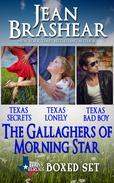 The Gallaghers of Morning Star boxed set