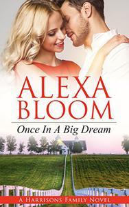 Once In A Big Dream (The Harrisons Prequel) (Free romance books) (Love triangle romance) (Romance free books series):