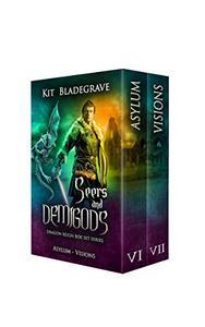 Seers and Demigods: Dragon Reign Box Set Series Books 6-7