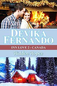 Hidden Hopes: A Bed & Breakfast Romance set in Canada