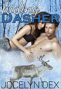 Riding Dasher: Magic in Christmas Town