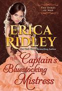 The Captain's Bluestocking Mistress: A Historical Regency Romance Novel