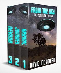 From the Sky: an alien invasion series - The Complete Trilogy