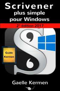 Scrivener plus simple pour Windows