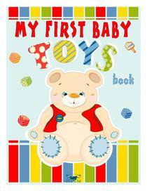 My First Baby Toys Book