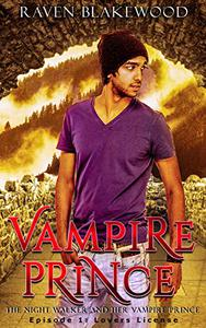 Vampire Prince: Lovers License: A New Adult Paranormal Romance
