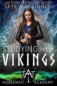 Studying her Vikings
