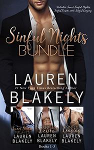Sinful Nights Bundle: Books 1-3