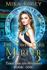 The Tower Card Murder: A Reverse Harem Paranormal Romance
