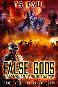 False Gods: Demon war military adventure