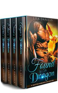 Found by the Dragon Shifter Romance Collection