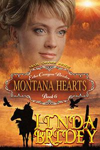 Mail Order Bride - Montana Hearts: Historical Cowboy Mystery Romance Novel