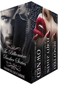 The Billionaire Banker Series - Box Set