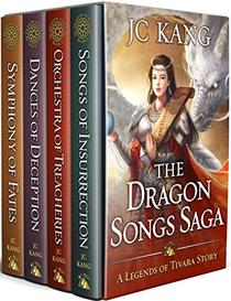The Dragon Songs Saga: The Complete Epic Quartet