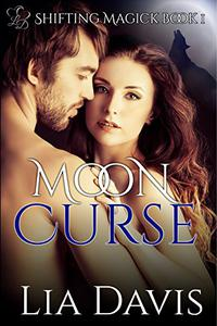 Moon Curse (BBW Shifter and Witch Paranormal Short)