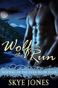 Wolf on the Run: Shifter romance