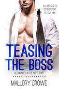 Teasing The Boss