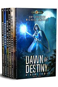 A New Dawn Omnibus: Complete Series Boxed Set