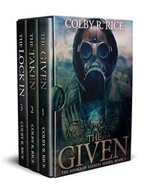 BOOKS OF EZEKIEL Series Box Set 1-3: The Given, The Taken, The Lock In