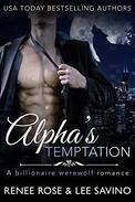 Alpha's Temptation: A Billionaire Werewolf Romance