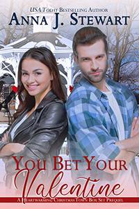 You Bet Your Valentine: A Clean Romance - Enemies to Lovers