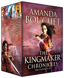 The Kingmaker Chronicles Complete Set