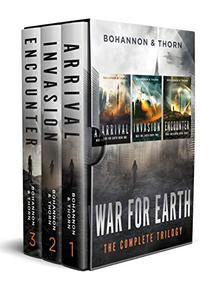 War for Earth (A Post-Apocalyptic Thriller): The Complete Trilogy