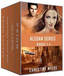 Aledan Series Books 1-4