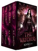 The Watchers Series Books 1-4