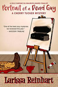 Portrait of a Dead Guy: A Southern cozy mystery