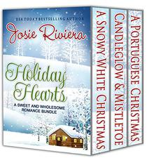 Holiday Hearts: A Sweet and Wholesome Romance Bundle