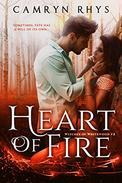 Heart of Fire: a Moonbound World series