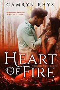 Heart of Fire: a Moonbound World series