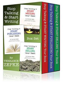 Stop Talking & Start Writing Series (3 in 1) Box Set