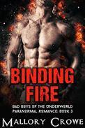 Binding Fire: Paranormal Romance
