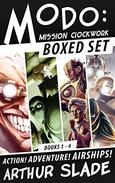 Modo: Mission Clockwork Boxed Set