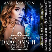 Elizabeth and Her Dragons II: A Reverse Harem Shifter Paranormal Romance Box Set
