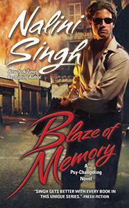 Blaze of Memory (Psy-Changelings, Book 7)