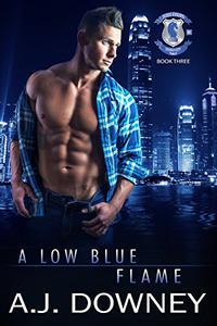 A Low Blue Flame: Indigo Knights Book III