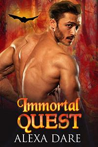 Immortal Quest: A Paranormal Romance