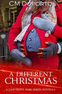 A Different Christmas: Novella (New Adult College Sports Romance)