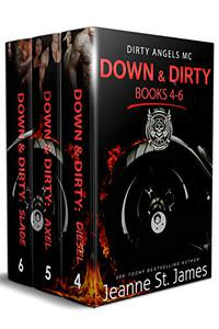Down & Dirty: Books 4-6: Dirty Angels MC