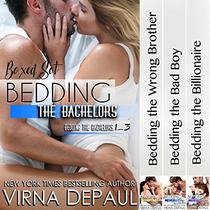 Bedding The Bachelors Boxed Set
