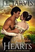 Forbidden Hearts: An American Hearts Romance