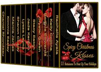 Spicy Christmas Kisses: 11 Romances to Heat Up Your Holidays