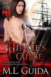 A Pirate's Curse: Paranormal Historical Vampire Pirate Romance